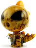 Smoke + Yellow Skeleton Double Cast (De Korner Exclusive)