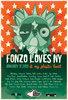 Poster ¨Fonzo Loves NY¨