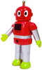Ace Robo - Red Vinyl Painted