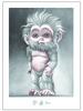 Little Bigfoot Screen Print