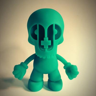 Paper__plastick_mascot_neon_prototype-jonathan_dubose-paper__plastick_mascot-paper__plastick-trampt-106396m