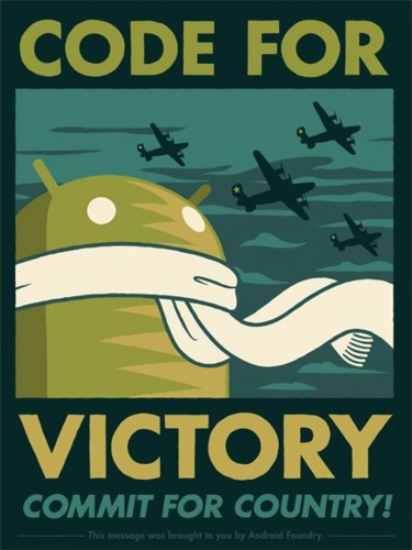 Code_for_victory-andrew_bell-screenprint-trampt-106893m