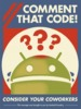 Comment That Code