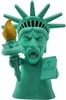"""Statue of Liberty Weeping Angel - 10"""""""