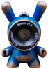 Blue Vinyl Observation Drone