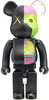 1000% Dissected Be@rbrick - Black