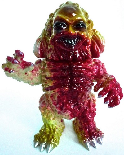 Sludge_head_sludge_demon_-_aient_chest_burster-lash-death_sludge_demon-mutant_vinyl_hardcore-trampt-109351m