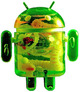 Green Spaceslime Android