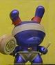 Lucky Taiko (blue)