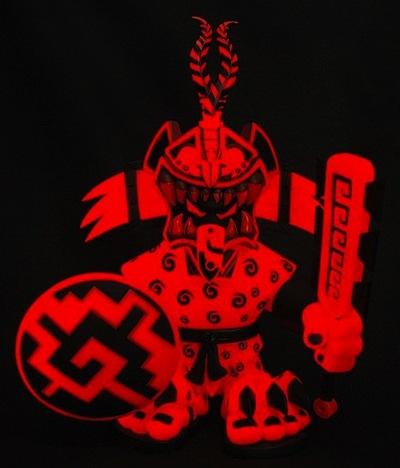Jaguar_knight_-_gid_fuego-jesse_hernandez-jaguar_knight-pobber_toys-trampt-110741m