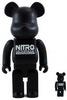 Nitro Microphone Underground - 400% BE@RBRICK SET
