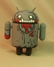 Undead Android C (Blue Grey)