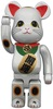 Lucky Cat - White Plating 400%