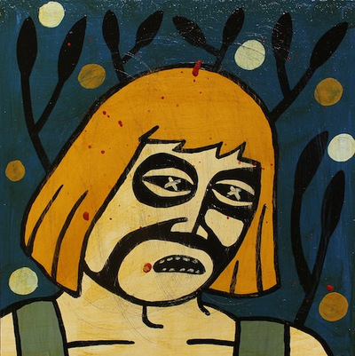 He-man-mike_egan-acrylic_and_shellac_on_wood_panel-trampt-112176m