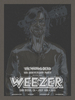 Weezer & The Walking Dead – San Diego, CA 2013 (Brian - Black)