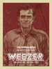 Weezer & The Walking Dead – San Diego, CA 2013 (Rivers - Red)