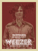 Weezer & The Walking Dead – San Diego, CA 2013 (Brian - Red)