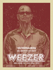 Weezer & The Walking Dead – San Diego, CA 2013 (Pat - Red)