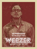 Weezer & The Walking Dead – San Diego, CA 2013 (Scott - Red)