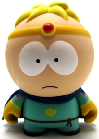 Paladin Butters South Park By Trey Parker Matt St