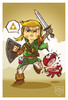 Battle-Ravaged Link