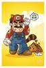 Battle-Ravaged Mario