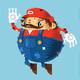 Jumping Mario