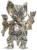 Metal Mockbat - Silver