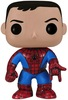 POP! Marvel Peter Parker Spider-Man Unmasked Comikaze Exclusive