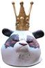 """OG Panda King Head - 14"""""""