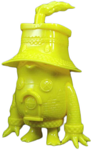 Kaijindoumei_-_unpainted_yellow-kaijin_noriya_takeyama-kaijindoumei-one-up-trampt-114678m