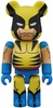 Wolverine Be@rbrick (Closed Mouth) - 100%