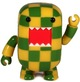 Domo - Green Checkerboard
