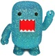 Domo - Light Blue Glitter