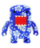 Hawaiian Domo Qee - Metallic Blue