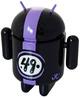 Lucky Race Series - Black & Purple '49