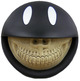 Smiley Grin Piggy Bank - Black & White
