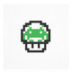 Super Spacemushroom - Green GID