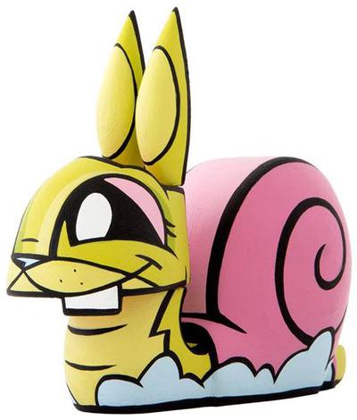 Chaos_minis_-_snail_bunny-joe_ledbetter-chaos_minis-the_loyal_subjects-trampt-116554m