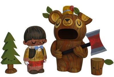 Pinocchio_guitar_bear_mascot-amanda_visell-guitar_bear_mascot-self-produced-trampt-118349m