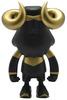 Ad.Vexx - Black & Gold Baby Horn
