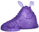 Bunnywith Affinity for Slave Women - Clear Purple