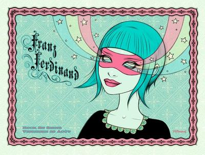 Franz_ferdinand__paris_2013-tara_mcpherson-screenprint-trampt-119185m