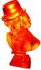 Ludwig Van Beethoven - Orange Resin