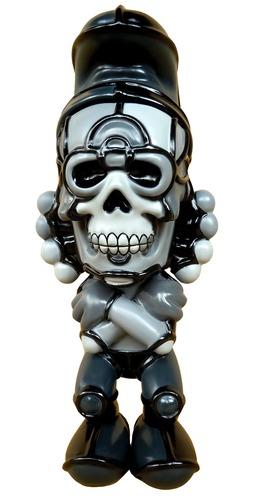 Deathead_smurks_-_mono-david_flores-deathead_smurks-blackbook_toy-trampt-119782m