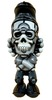 Deathead_smurks_-_mono-david_flores-deathead_smurks-blackbook_toy-trampt-119782t