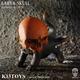 Larva Skull - Halloween 2013