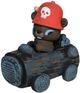 Beaver Car - Skull
