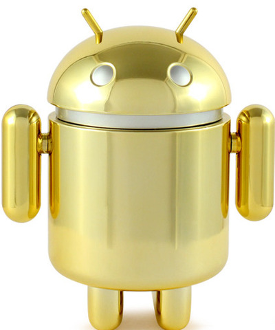 Gold-google-android-dyzplastic-trampt-120364m