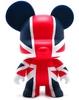 Mini Bear Qee - Union Jack